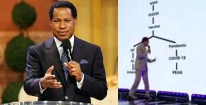 Pastor Chris Oyakilome Exposes Shocking Relationship Between 5G and Corona Virus Virus